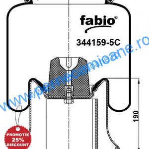 Perna-aer-semiremorci-FRUEHAUF-cod-164159-5C-cu-piston-metalic