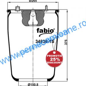 Perna-aer-DAF-cod-16836-1S-KG836-1NS-fara-piston