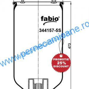 Perna-aer-ROR-MERITOR-cod-164157-5S-fara-piston