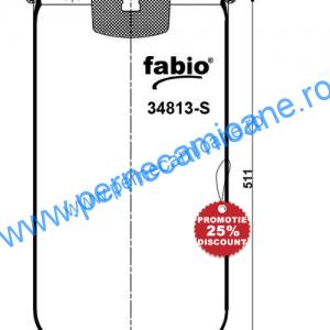 Perna-aer-SAF-IVECO-MERITOR-cod-16813-S-fara-piston