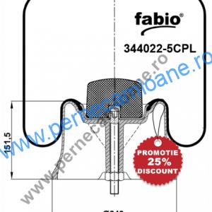 Perna-aer-SAF-cod-164022-5CPL-KG4022-5NP-cu-piston-plastic