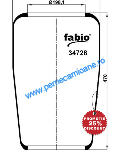 Perna-aer-SCHMITZ-Cod-16728-fara-piston