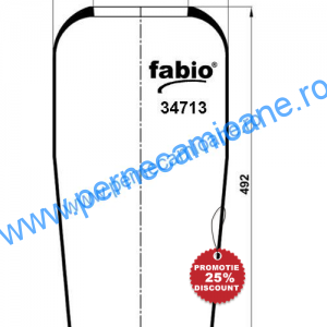 Perna-aer-Volvo-Cod-16713-fara-piston